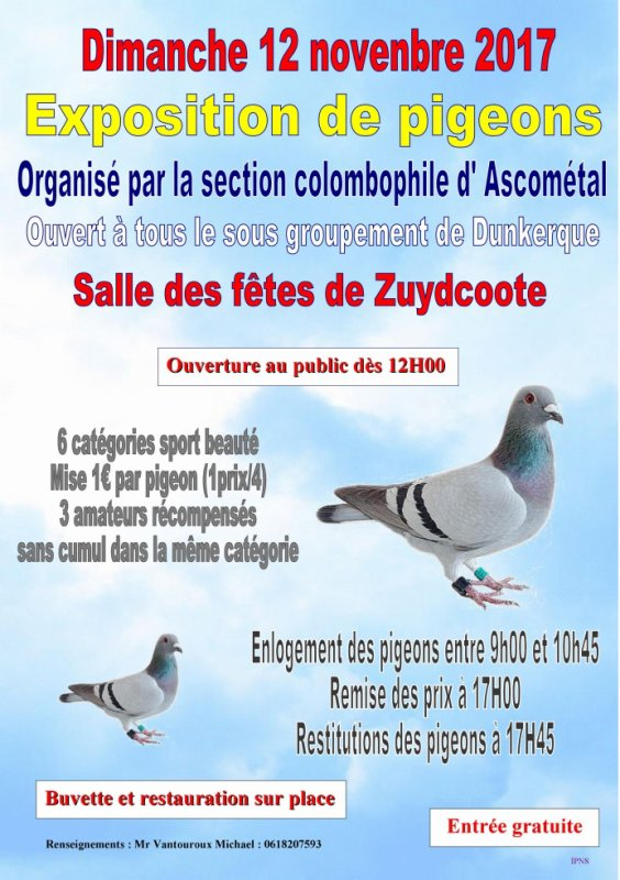 Exposition Ascométal 2017