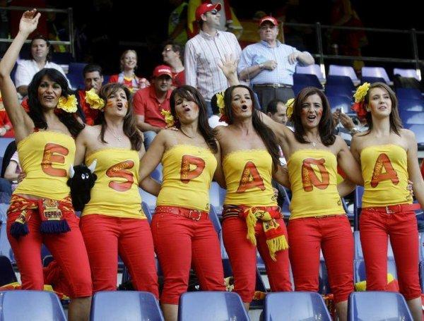 سر تفوق النتخب الاسباني