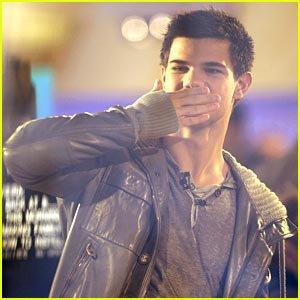 Taylor Lautner --> Un Rêve !