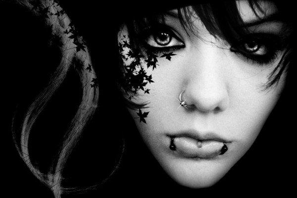 La vie est faite de hasard, la tristesse la chute de l'amour ..