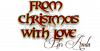 From Christmas with love –Février 2017