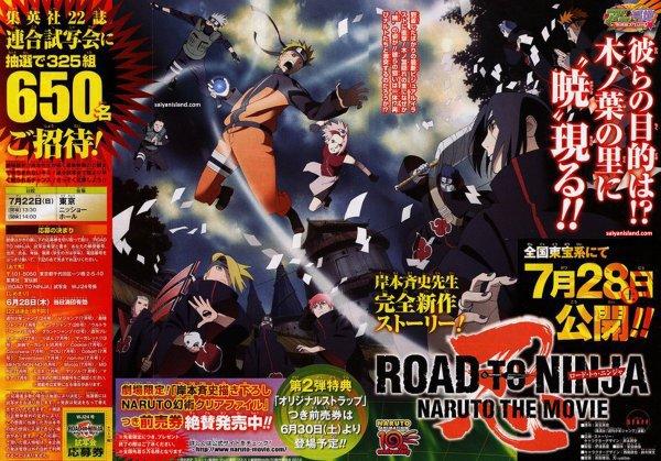 Road to ninja - Naruto