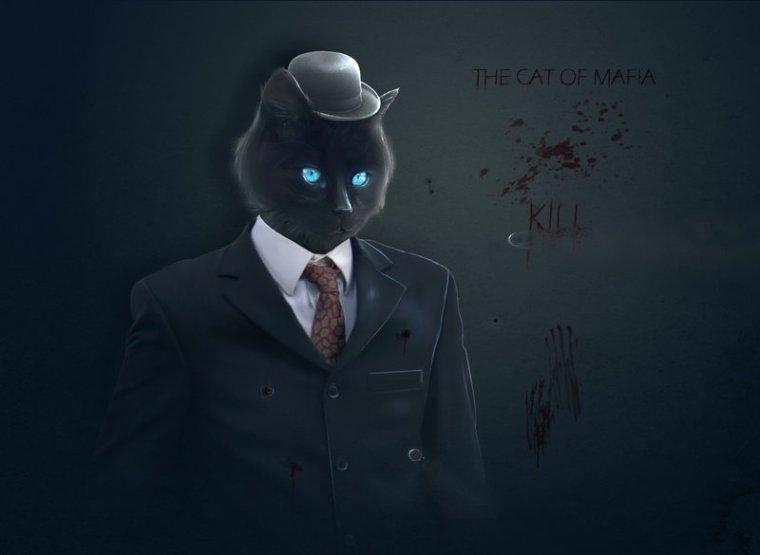 Présentation Personnage de la Mafia Chat ~
