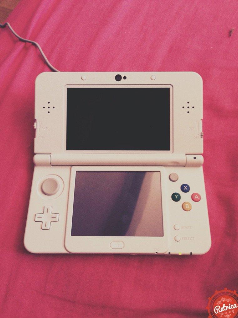 Ma Nouvelle console ! *^*