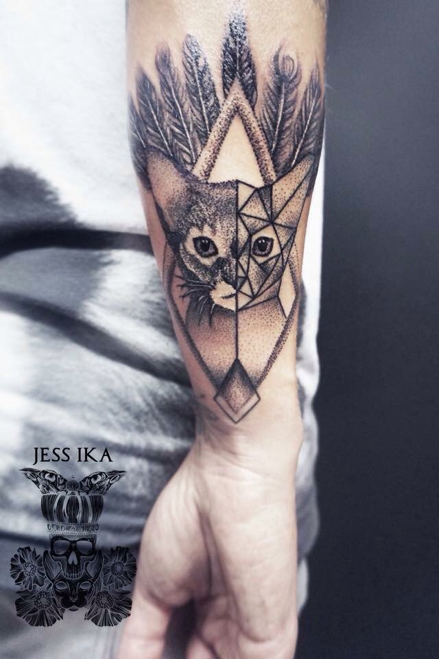 Des tatouages que je kiff ! *^*