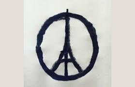 hommage aux victimes de Paris