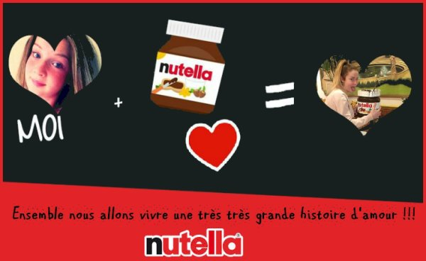 Miss Nutella....
