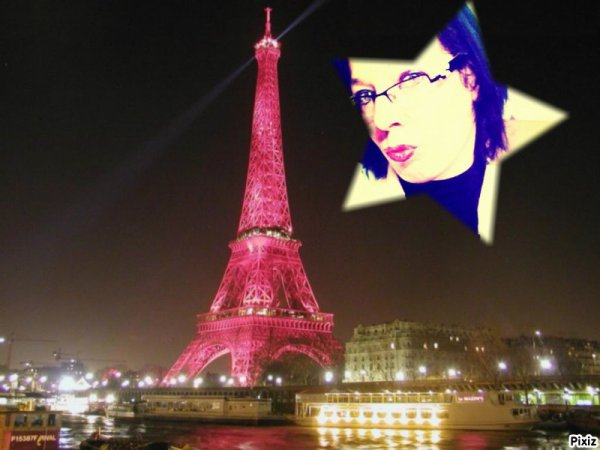 j adore la tour eiffel
