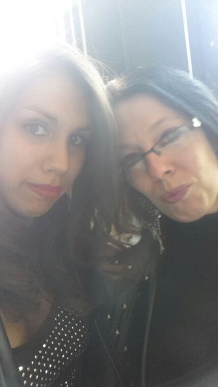 Ma nièce et moi