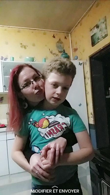 Mon fils et moi