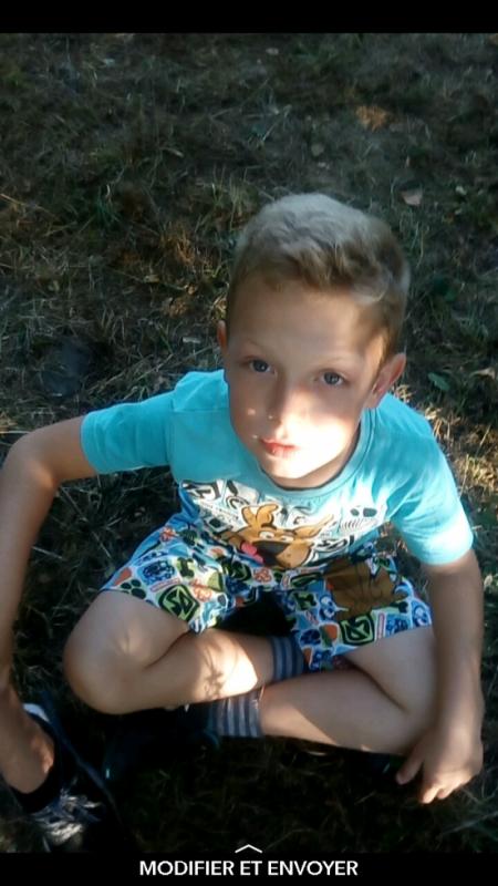 mon fils ma bataille 9ans