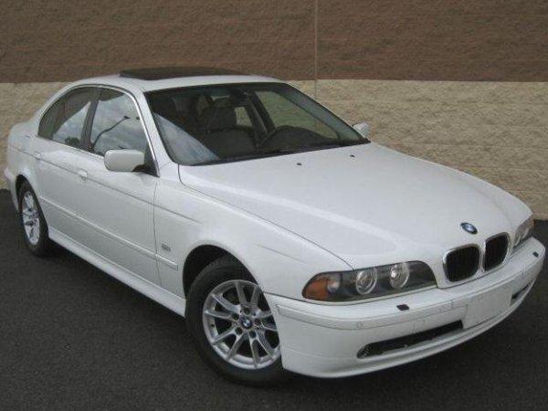 je la kifff BMW 525