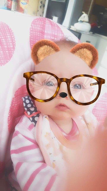 Mon bébé d amour 8 mois