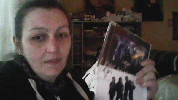 j'ai reçu le cd de DNR