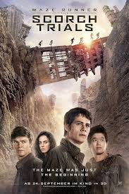 The Maze Runner :The Scorch Trials (La Terre Brûlée)