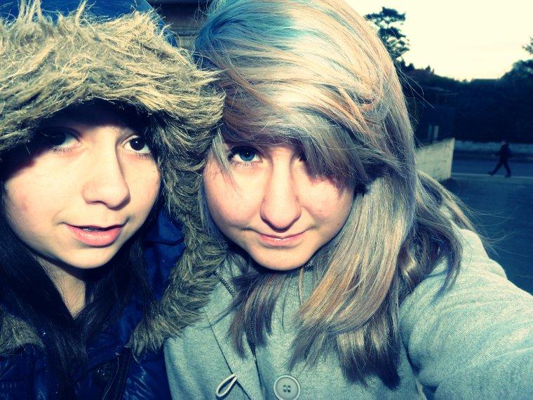 Maëlle & Léah ♥