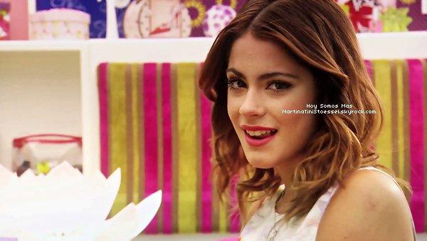 Violetta saison 2 / Hoy Somos Más (2013)