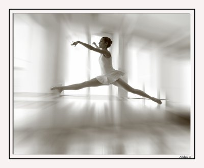 une belle dansseuse