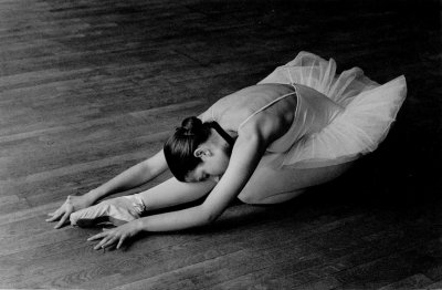 une danseuse formidable