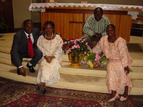Le Groupe de louange et d'adoration 2I2G