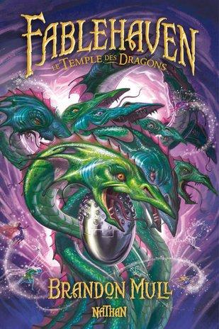 Fablehaven tome 4 : Le Temple des Dragons, de Brandon Mull
