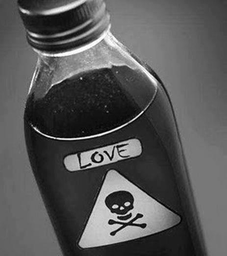 Être amoureux, c'est dangereux..