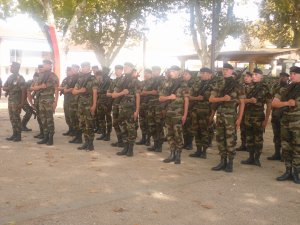 Nouss A l'armée