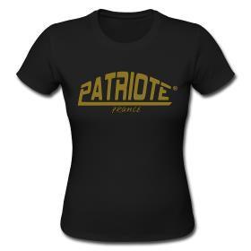19.99¤ Pour commander, rendez-vous sur http://patriotefrance.spreadshirt.fr/