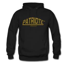 30,90¤ Pour commander, rendez-vous sur http://patriotefrance.spreadshirt.fr/