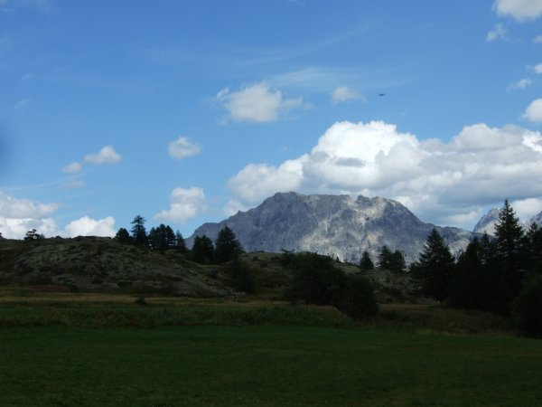 Randonnée - Névache ( Hautes-Alpes)