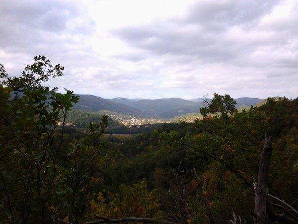 Randonnée - Saint-Michel-de-Mourcairol