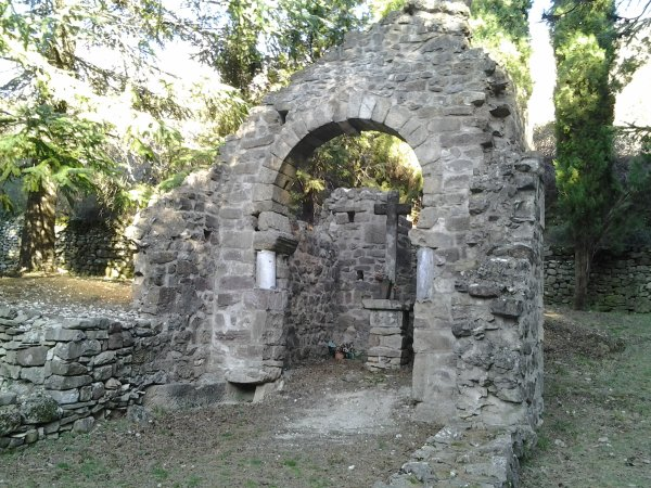 Randonnée - Chapelle St Georges