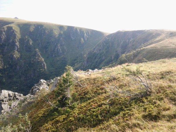 Randonnée - Le sentier des roches