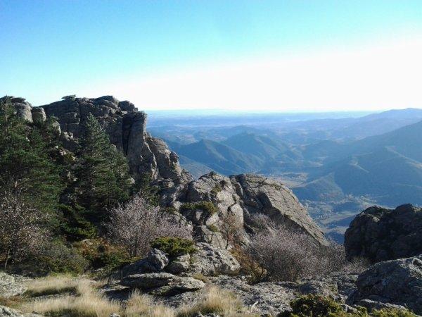 Randonnée - Le sommet du Caroux