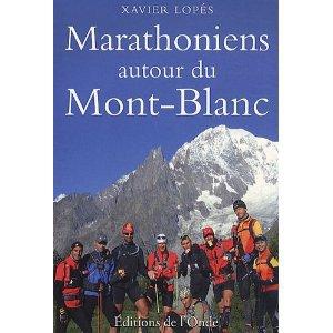 Marathoniens autour du Mont-Blanc
