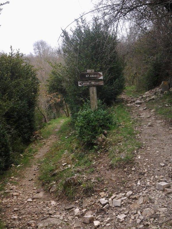 Randonnée - Laval de Nize
