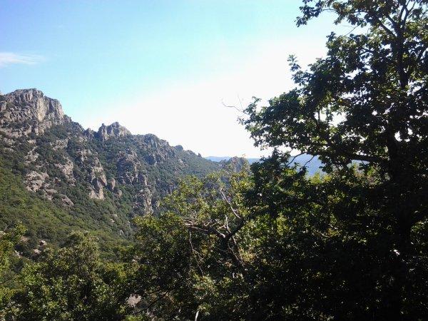 Randonnée - Les gorges de Colombières
