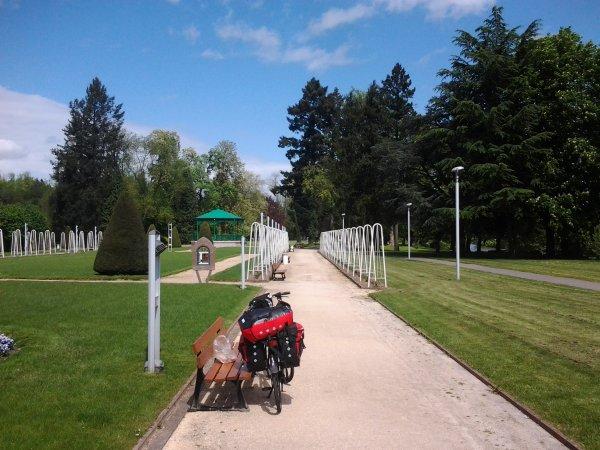 Voyage à vélo - la voie du Nord.