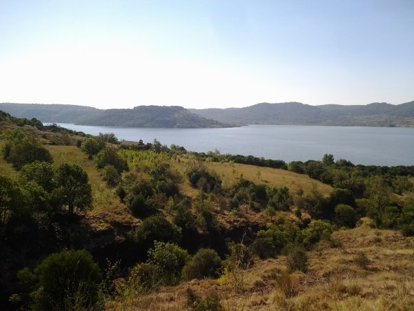 Sortie FTT - Lac du Salagou