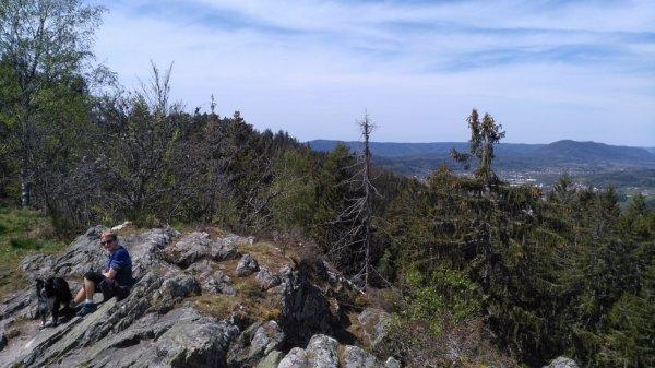 Randonnée - La roche de Boslimpré