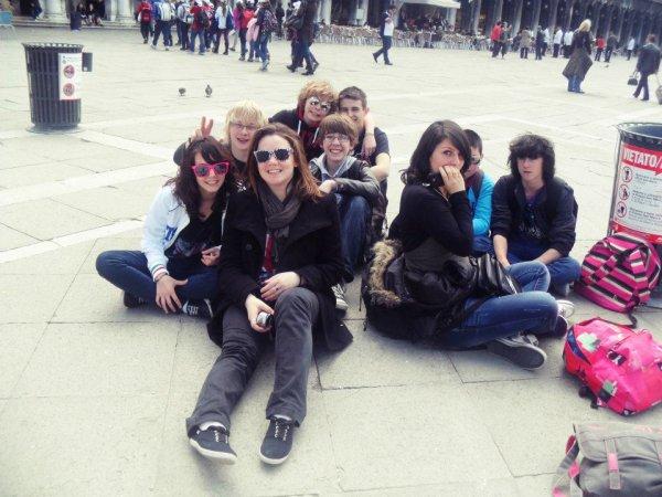 16 Avril 2012 ; Italie depuis que j'attendais sa !