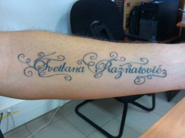 encore un pour Michel ! tatoué par Sang d'encre !