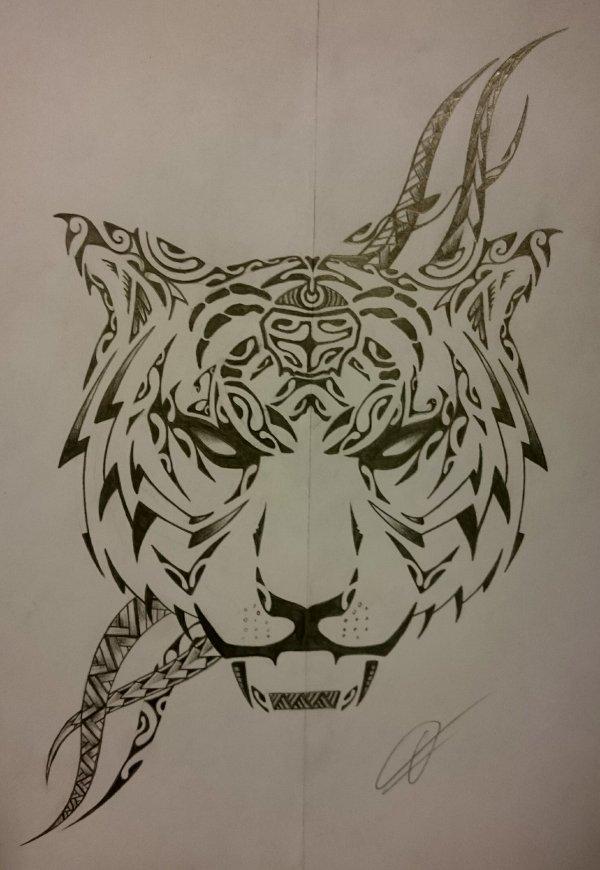 Tigre polynésien
