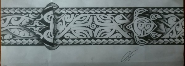 Bracelet Polynésien