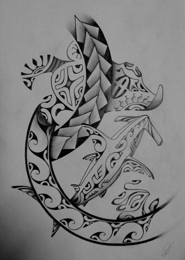 Polynésien