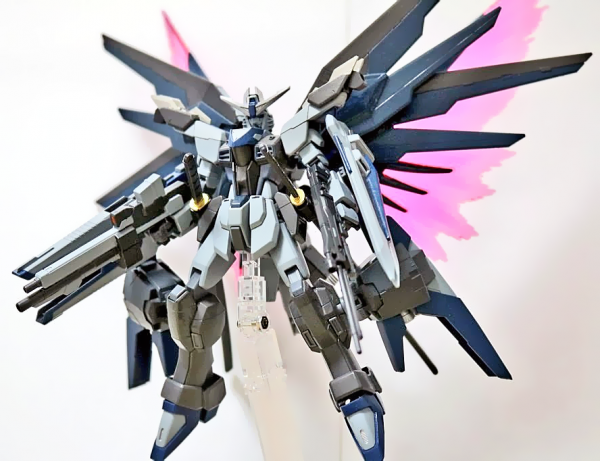 Gundam Strike freedom custom