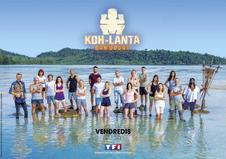 #DernièresMinutes: Koh-Lanta Cambodge le 10 mars à 20h55 sur TF1 !