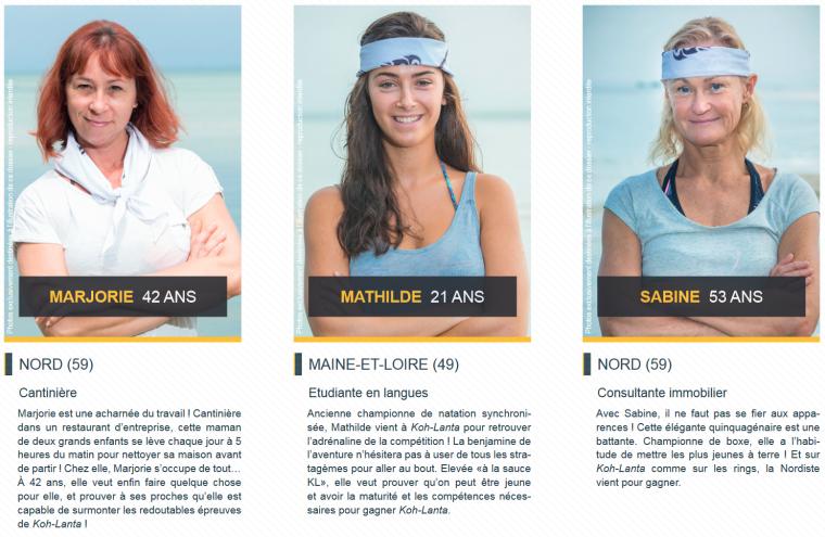 #DernièresMinutes : Découvrez les 18 aventuriers de Koh-Lanta Cambodge !