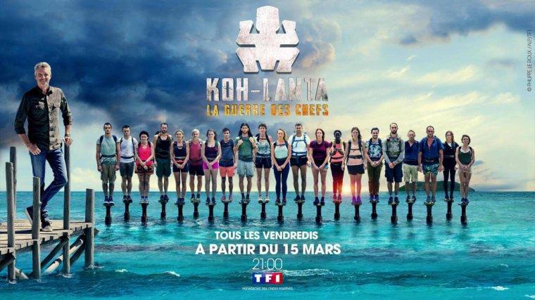 #DernièresMinutes : Koh-Lanta la guerre des chefs le 15 mars sur TF1 !