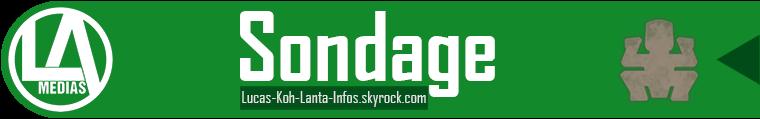 #SONDAGE - Top des aventuriers & équipes : Semaine 2